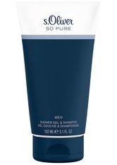 s.Oliver So Pure Men So Pure Men Shower Gel Duschgel 150.0 ml