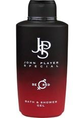JOHN PLAYER SPECIAL - John Player Special Be Red Bath & Shower Gel - DUSCHEN