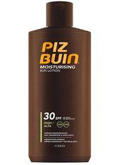 Piz Buin Lotion mit LSF Moisturising Sun Lotion LSF 30 Sonnencreme 200.0 ml