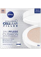 NIVEA Hyaluron Cellular Filler 3-in-1 Pflege Cushions dunkel LSF15