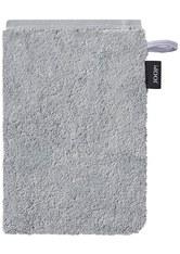 JOOP! - JOOP! Handtücher Classic Doubleface Waschhandschuh Silber 16 x 22 cm 1 Stk. - TOOLS - REINIGUNG