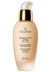 Collistar Face Anti-Age Lifting SPF 10 Flüssige Foundation  30 ml Nr. 2 - sand beige
