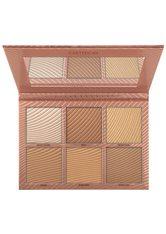 Catrice Rouge / Highlighter Desert Dunes 6 Colour Bronzing & Highlighting Palette Make-up Set 15.0 g