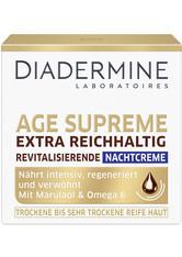DIADERMINE Age Supreme Age Supreme Extra-Reichhaltig Nachtcreme Gesichtspflege 50.0 ml