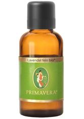PRIMAVERA - Primavera Health & Wellness Ätherische Öle bio Lavendel Fein 50 ml - KÖRPERCREME & ÖLE