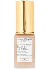 Nazan Schnapp Produkte Luminous Youth Diamond Night Serum Anti-Aging Pflege 20.0 ml