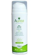 Aurea Produkte Aloe Vera - Gel Pur 150ml Gesichtsgel 150.0 ml