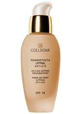 Collistar Face Anti-Age Lifting SPF 10 Flüssige Foundation  30 ml Nr. 5 - Cinnamon