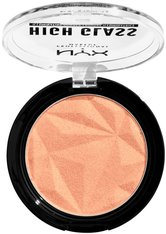 NYX Professional Makeup High Glass Illuminating Powder Highlighter  4 g Nr. 01 - Moon Glow
