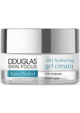 Douglas Collection Aqua Perfect 48H hydrating gel cream Gesichtsgel 50.0 ml
