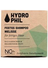 Hydrophil Produkte Festes Shampoo - Melisse fettiges Haar 50g Haarshampoo 50.0 g