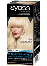 Syoss Intensiv Aufheller Platin Aufheller Haarfarbe 157 ml