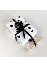 Aktion - I Want You Naked Soap & Stone Kaffee & Mandelöl Seifenablage & Duschseife Körperpflegeset