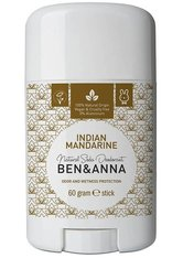 Ben & Anna Produkte Indian Mandarine - Deo Stick 60g  60.0 g