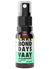 VAAY Mundsprays CBD Öl Mundspray Lemon 5%  10.0 ml