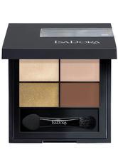 Isadora Bronzing Collection Eyeshadow Quartet Lidschatten 4.0 g