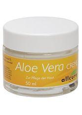 allcura Naturheilmittel Produkte Aloe Vera Creme All-in-One Pflege 50.0 ml