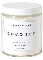 Herbivore Produkte Coconut Milk Bath Soak Badezusatz 226.0 g
