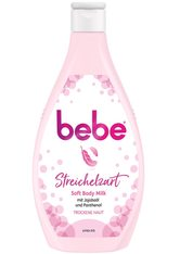 bebe Körperpflege Soft Body Milk Körpermilch 400.0 ml