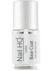 INVOGUE Produkte Nail HQ - Base Coat 10ml Nagellack 10.0 ml