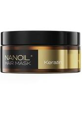 Nanoil Haarpflege Keratin Hair Mask Haarpflege 300.0 ml