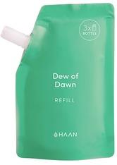 HAAN Handdesinfektion Refill Haan Dew Of Dawn Desinfektionsmittel 100.0 ml