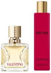 Valentino Voce Viva Eau de Parfum Spray 50 ml + Body Lotion 100 ml 1 Stk. Duftset 1.0 st