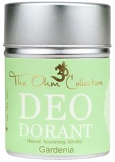 THE OHM COLLECTION - The Ohm Collection Produkte Deo Powder - Gardenia 120g Deodorant 120.0 g - DEODORANTS
