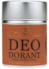 The Ohm Collection Produkte Deo Powder - Royal Hawaiian Sandalwood 120g  120.0 g