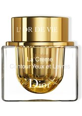 DIOR - DIOR L'Or de Vie  Augencreme 15.0 ml - AUGENCREME
