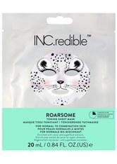 Nails inc Masken Roarsome Shett Mask Maske 25.0 ml