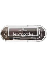 essence Brow Powder  Augenbrauenpuder  2.3 g NR. 2 - DARK & DEEP