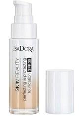 Isadora Foundation Skin Beauty Perfecting & Protecting Foundation SPF 35 Foundation 30.0 ml