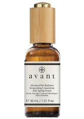 Avant Skincare Gesichtsserum Avant Bio Activ+ Advanced Bio Radiance Invigorating Concentrate Anti-Aging Serum Anti-Aging Pflege 30.0 ml