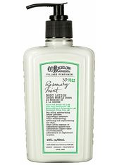 C.O. Bigelow Produkte Rosemary Mint Body Lotion Körpermilch 295.0 ml