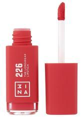 3INA Longwear Lipstick  Liquid Lipstick 7 ml Nr. 226