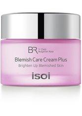 isoi Produkte Bulgarian Rose Blemish Care Cream Plus Gesichtscreme 50.0 ml