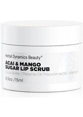 HERBAL DYNAMICS BEAUTY® - Herbal Dynamics Beauty® Lippenpflege  Lippenpeeling 15.0 ml - LIPPENPEELING