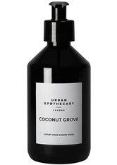 URBAN APOTHECARY - Urban Apothecary London Coconut Grove Luxury Hand & Body Lotion Bodylotion  300 ml - HÄNDE