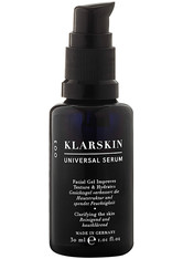 KLARSKIN - Klarskin Gesichtspflege Klarskin Gesichtspflege Universal Serum Feuchtigkeitsserum 30.0 ml - Serum