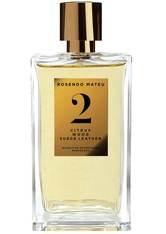 Rosendo Mateu N° 2 Citrus / Wood / Suede Leather Eau de Parfum (EdP) 100 ml Parfüm