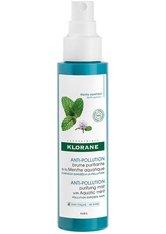 Klorane Produkte Pflegespray mit Wasserminze Haarpflege-Spray 100.0 ml