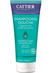 Cattier Körperpflege Sport 2in1 - Duschgel & Shampoo 200ml Duschgel 200.0 ml