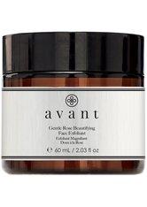 Avant Skincare Age Nutri-Revive Avant Age Nutri-Revive Gentle Rose Beautifying Face Exfoliant Gesichtspeeling 60.0 ml