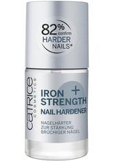 CATRICE - Catrice Nagellack Catrice Nagellack Iron Strength Nail Hardener Nagelhärter 10.0 ml - Base & Top Coat