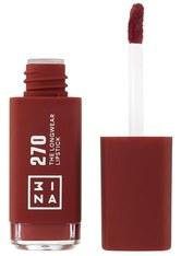 3INA Longwear Lipstick  Liquid Lipstick 7 ml Nr. 270