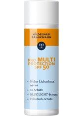 Hildegard Braukmann Produkte Pro Multi Protection SPF 50 Sonnencreme 50.0 ml