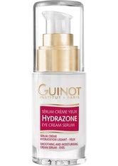 Guinot Hydrazone Yeux Eye Contour Long-Lasting Hydrating Serum Cream 15ml