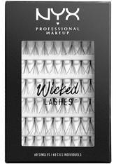 NYX PROFESSIONAL MAKEUP - NYX Professional Makeup Base Singles Künstliche Wimpern 1.0 st - Falsche Wimpern & Wimpernkleber