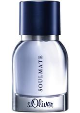 s.Oliver Soulmate Men Eau de Toilette EdT Natural Spray 50 ml Parfüm